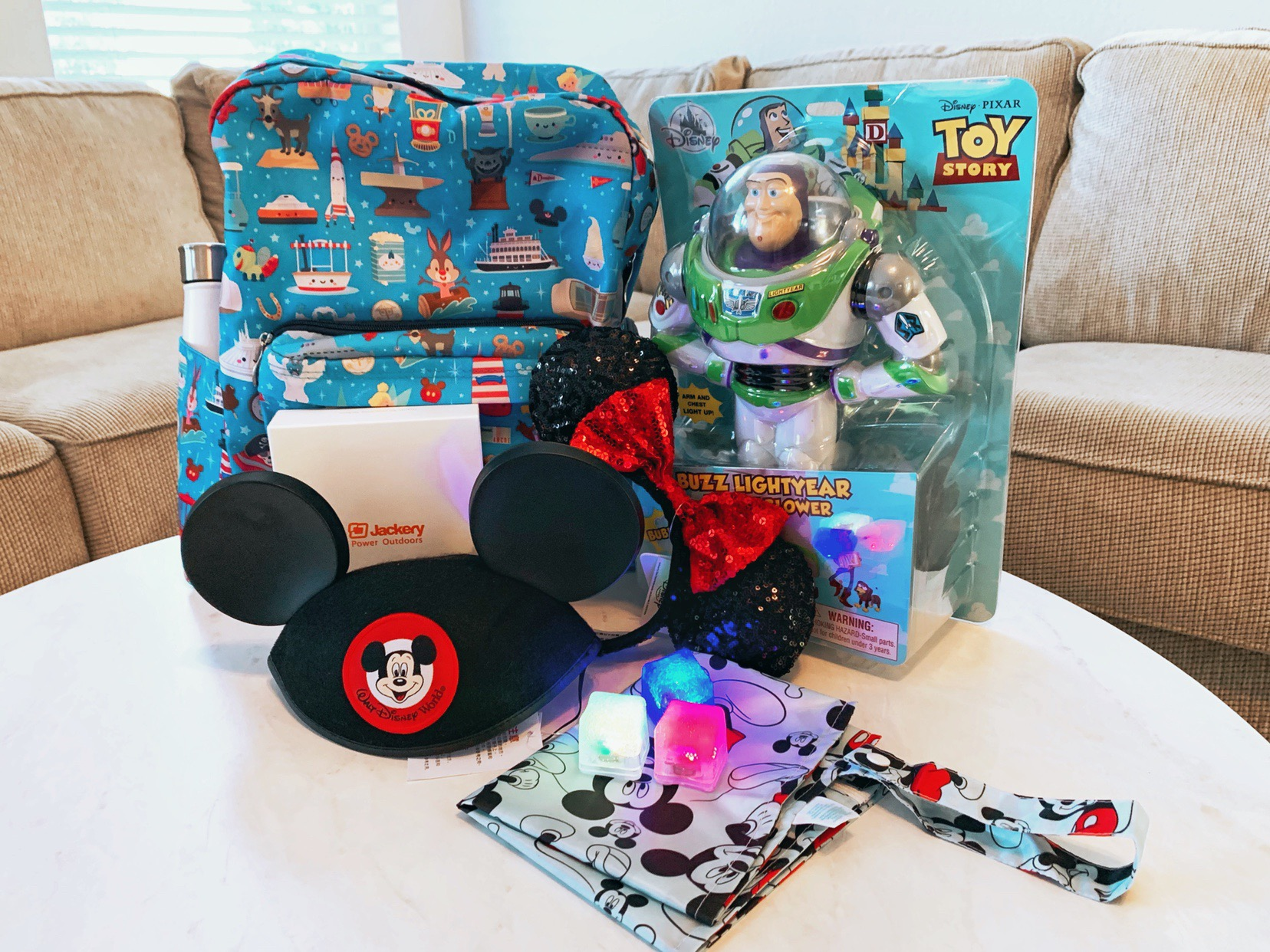 Giving away stuff you need for a magical trip to Walt Disney World!