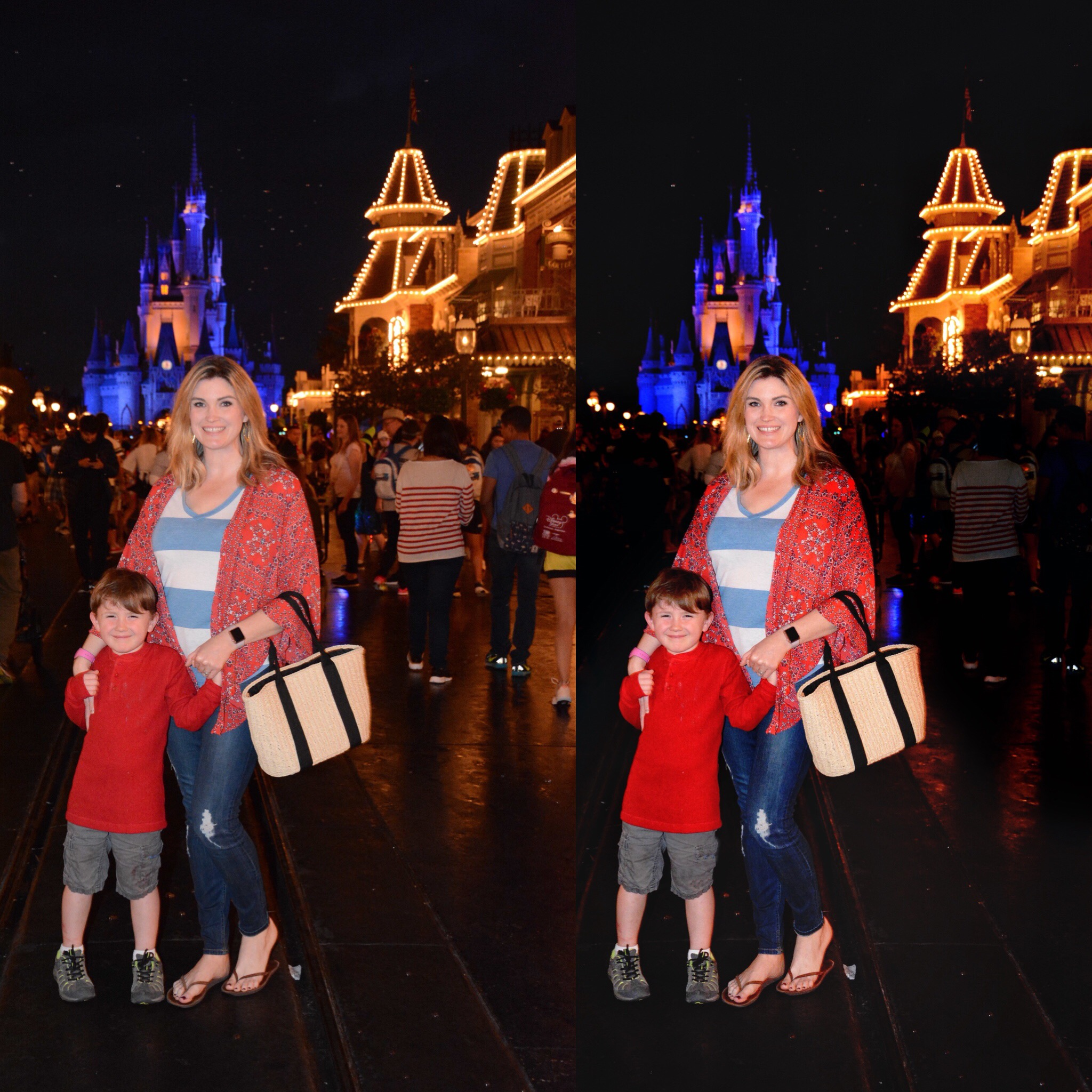 Tips for editing PhotoPass pictures at Walt Disney World!