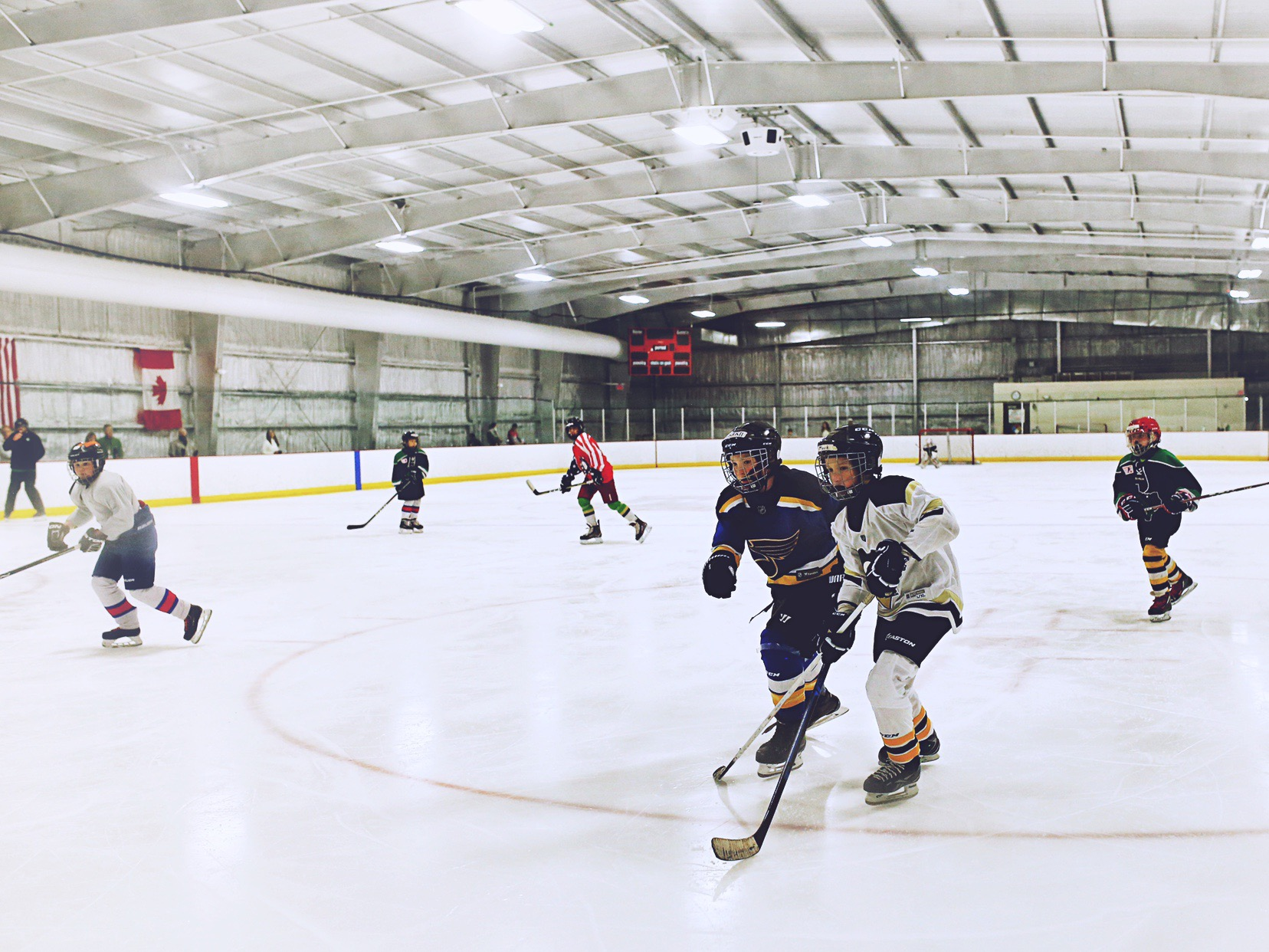 Texas junior ice hockey exists! | JillKrause.com