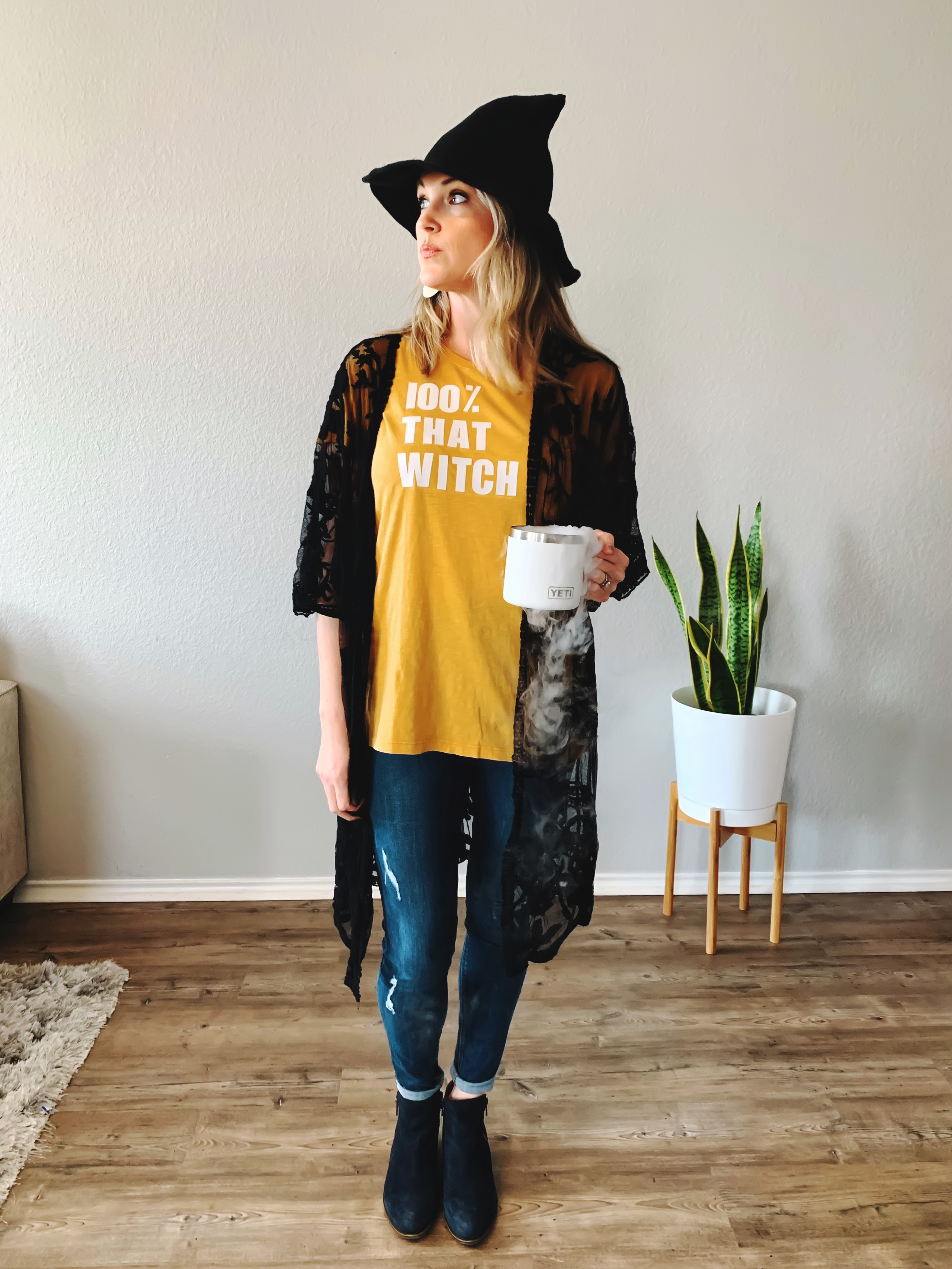 100 That Witch A Simple Halloween Diy Jill Krause