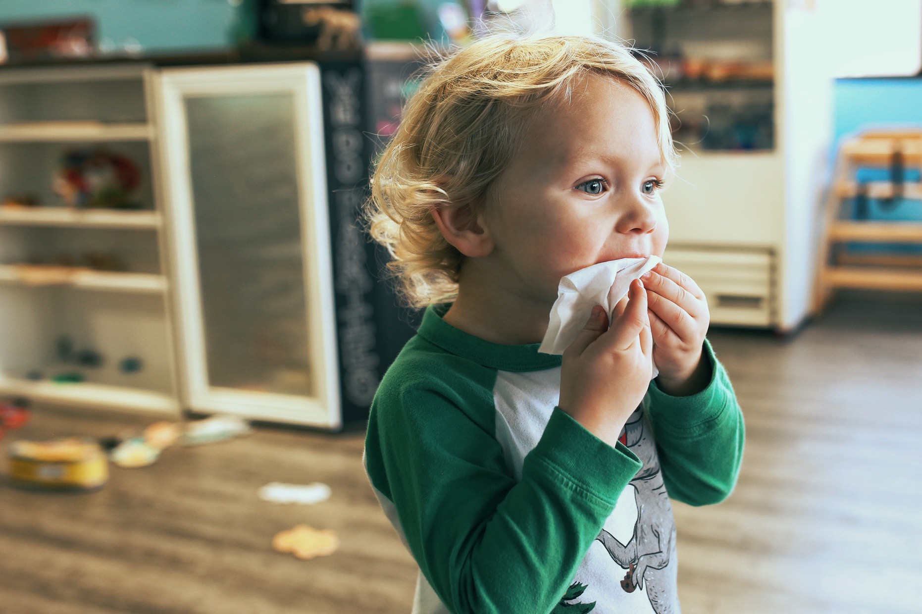 Handzies natural soap & water wipes are great for cleaning up after play time | JillKrause.com